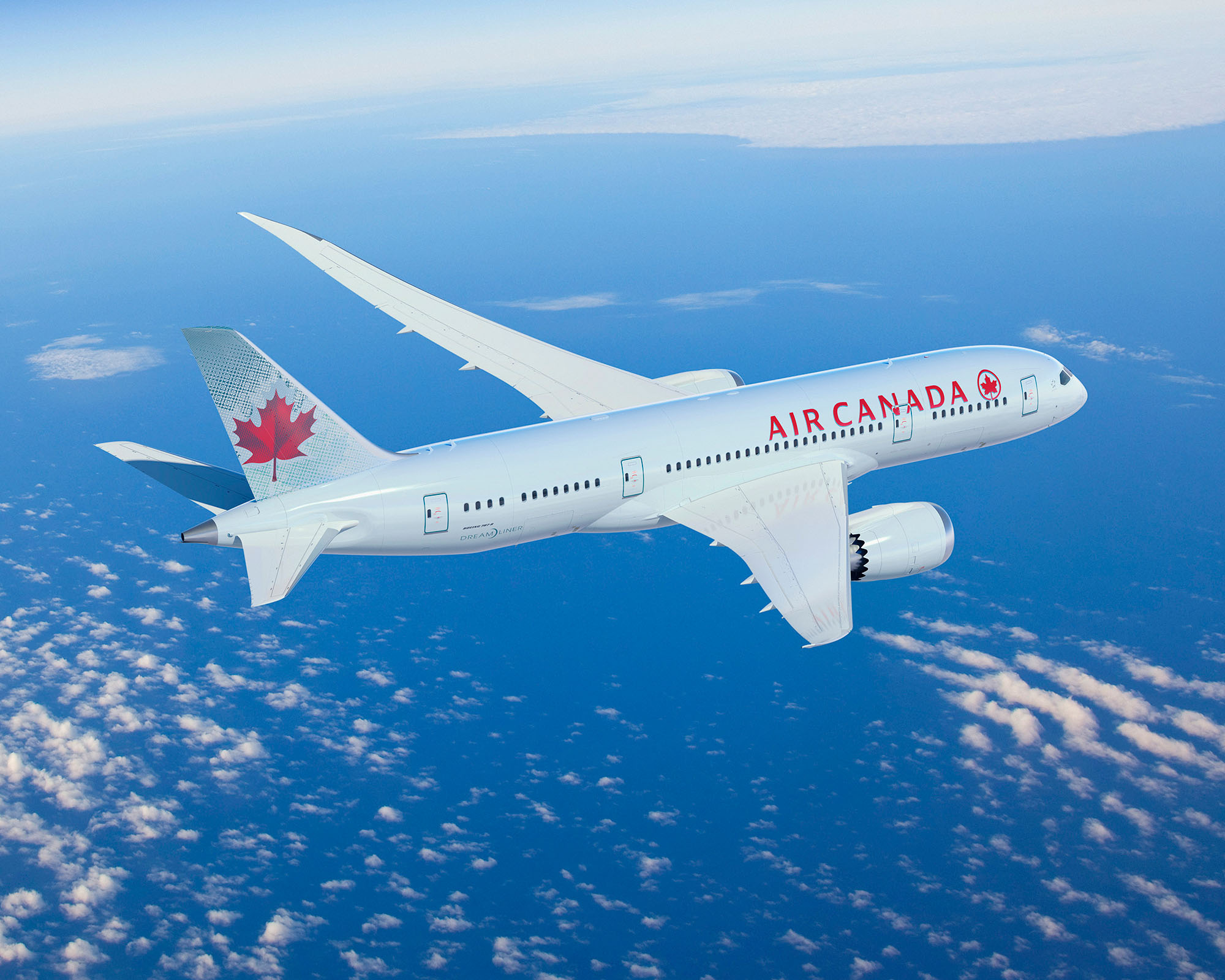 Air Canada's New Product