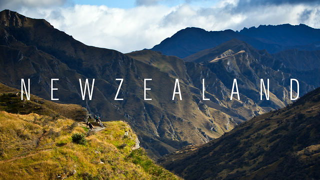New Zealand by a local