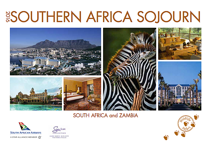 2016 Wildlife Safari Southern Africa Soujourn