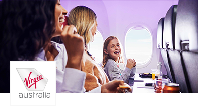Virgin Australia New Zealand Mega Bonus offer